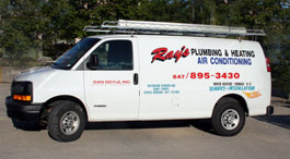 Ray's Plumbing, Heating and Air Conditioning Services