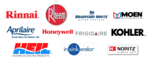 HVAC Brands Serviced